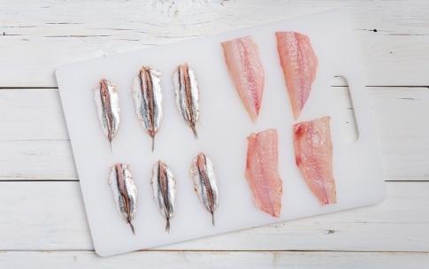 Preparazione Frittura di pesce mista - Fase 3