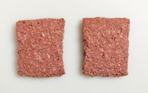 Preparazione Polpette di carne a base vegetale - Fase 1