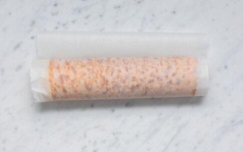 Preparazione Rotolo al pistacchio - Fase 3
