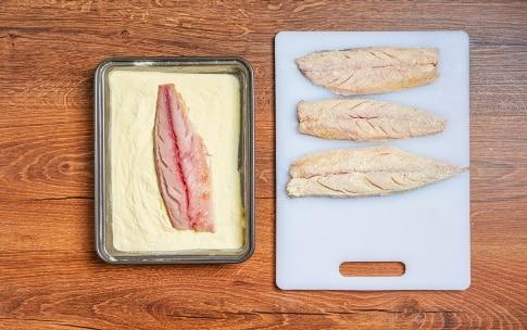 Preparazione Sgombro fritto - Fase 1