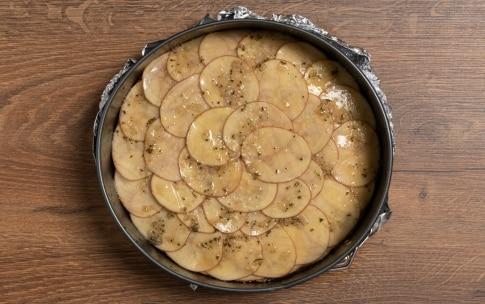 Preparazione Tortino di patate al forno - Fase 3