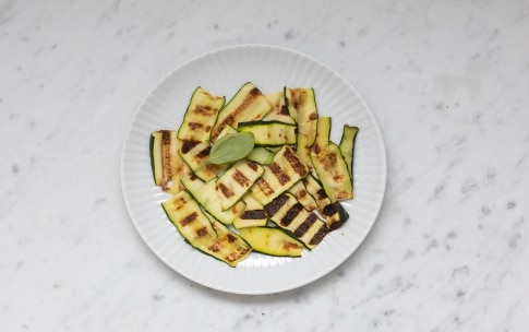 Preparazione Zucchine in carrozza - Fase 1