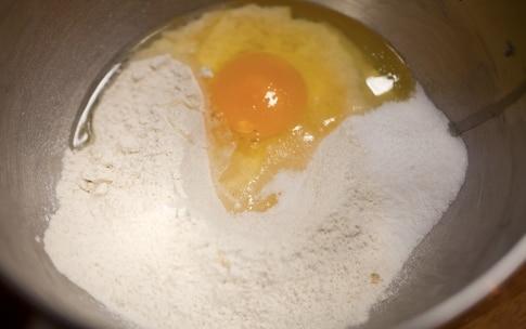 Preparazione Pasta brioche - Fase 3