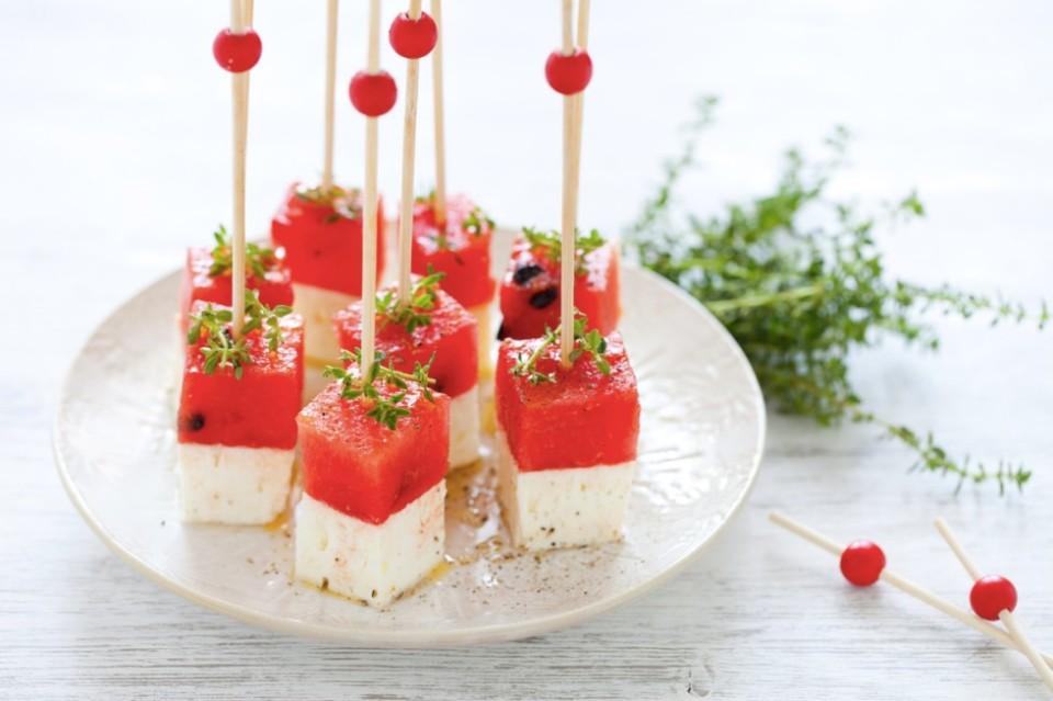 Come Presentare La Frutta.Come Servire La Frutta In Modo Creativo Cucchiaio D Argento