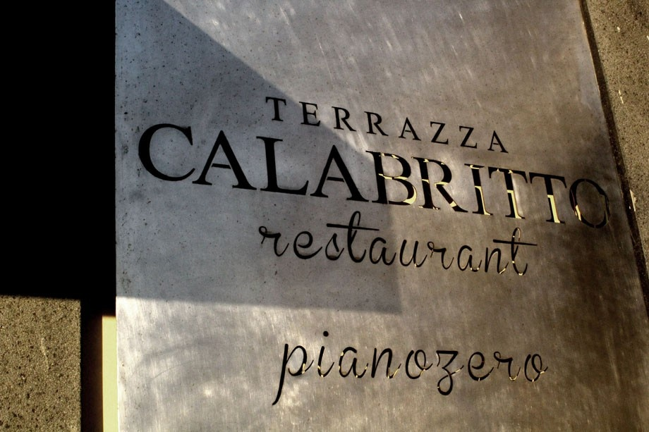 TERRAZZA CALABRITTO, NAPOLI - Cucchiaio d\'Argento